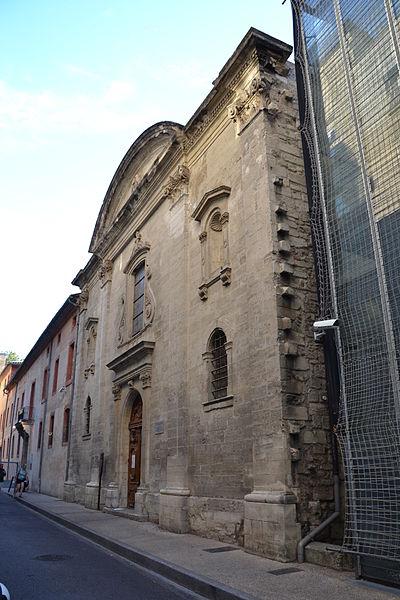 Photo du Monument Historique Noviciat des Jésuites situé à Avignon