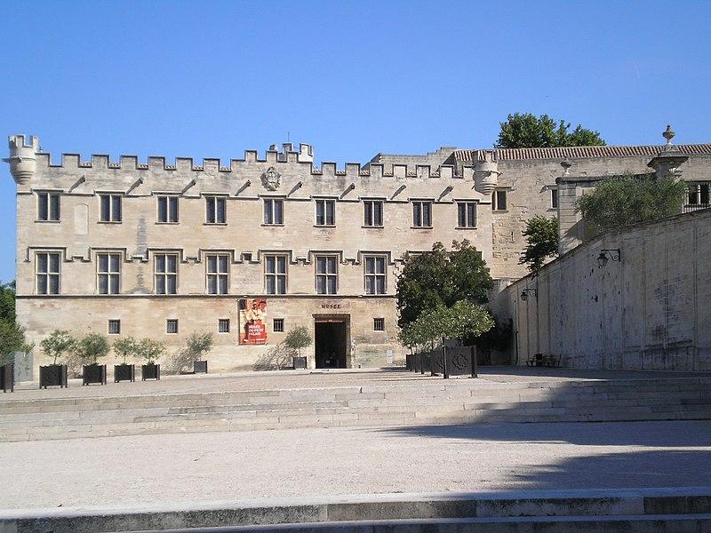 Photo du Monument Historique Ancien petit séminaire, dit Petit Palais ou Palais Jules II, actuellement Musée du Petit Palais situé à Avignon