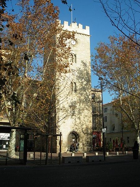 Photo du Monument Historique Tour Saint-Jean-le-Vieux situé à Avignon