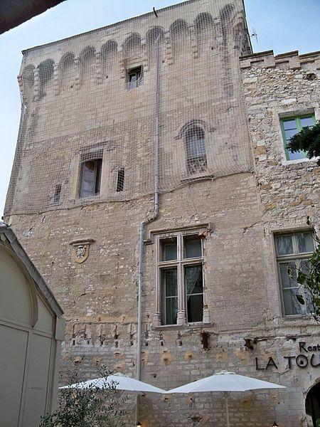 Photo du Monument Historique Tour dite de la Saunerie situé à Avignon