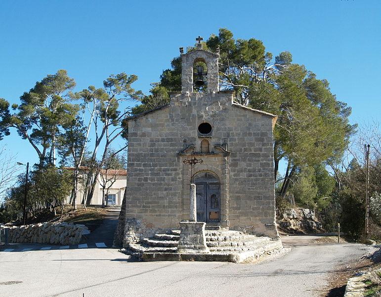 Photo du Monument Historique Chapelle Notre-Dame situé à Bastide-des-Jourdans (La)