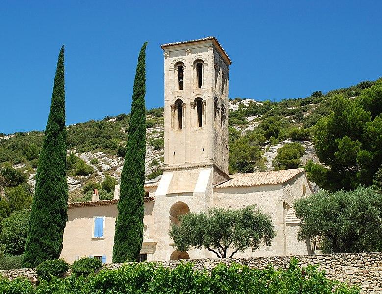 Photo du Monument Historique Chapelle de Notre-Dame-d'Aubune situé à Beaumes-de-Venise