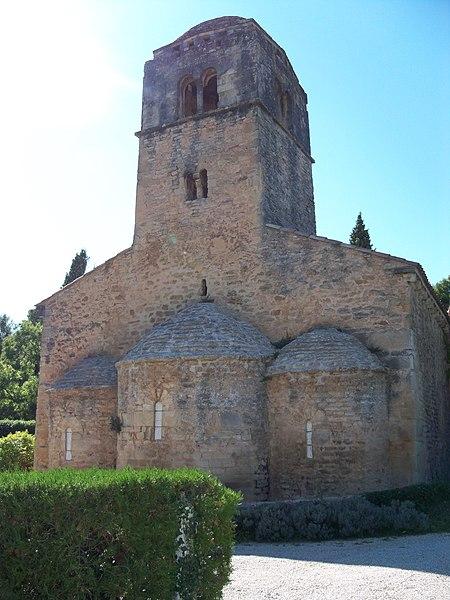 Photo du Monument Historique Chapelle de la Madeleine situé à Bédoin