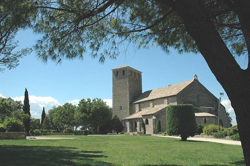 Photo du Monument Historique Eglise Saint-Martin situé à Bollène