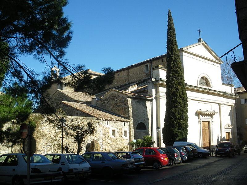 Photo du Monument Historique Eglise paroissiale Saint-Martin situé à Bollène
