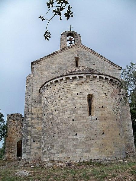 Photo du Monument Historique Tour de Bauzon et chapelle Saint-Blaise (ensemble) situé à Bollène