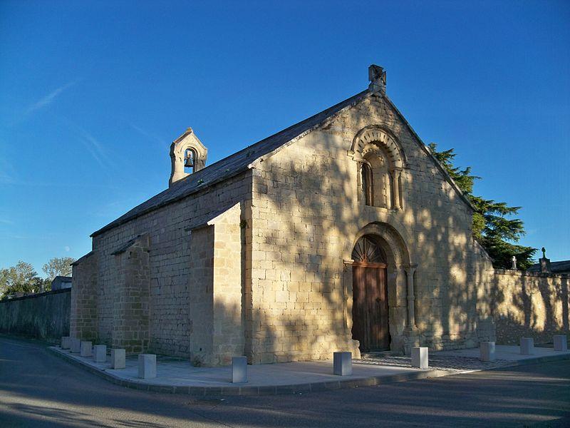 Photo du Monument Historique Chapelle Saint-Martin situé à Caderousse