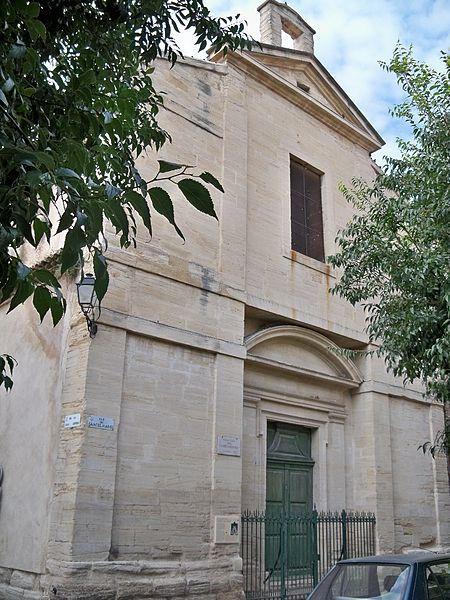 Photo du Monument Historique Ancien couvent de la Visitation Sainte-Marie situé à Carpentras