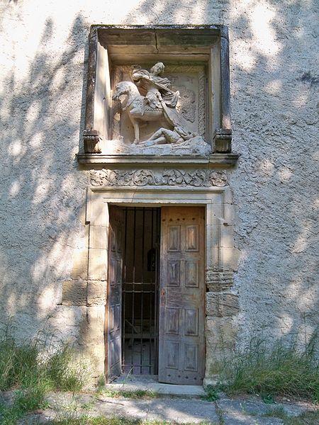Photo du Monument Historique Chapelle Saint-Martin-de-Serres situé à Carpentras