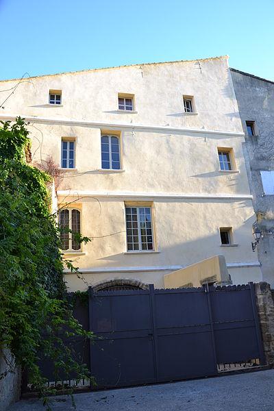 Photo du Monument Historique Hôtel Poupardin dit Maison du Prélat situé à Carpentras
