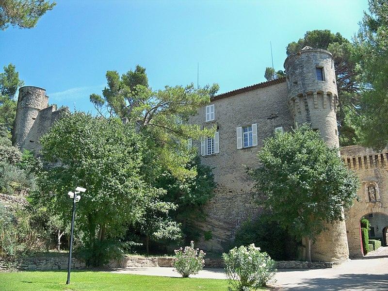 Photo du Monument Historique Chartreuse de Bompas situé à Caumont-sur-Durance