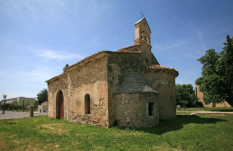 Photo du Monument Historique Chapelle Notre-Dame des Vignères situé à Cavaillon