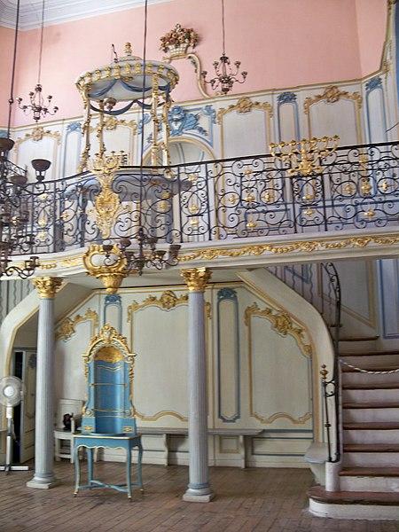 Photo du Monument Historique Synagogue situé à Cavaillon