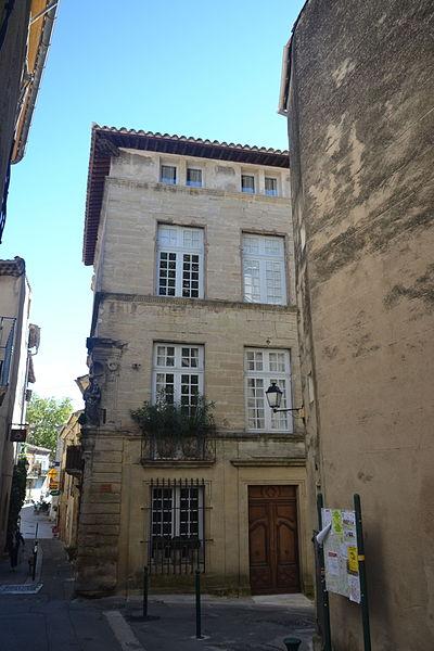 Photo du Monument Historique Maison dite maison Générat ou maison des Consuls situé à Cucuron
