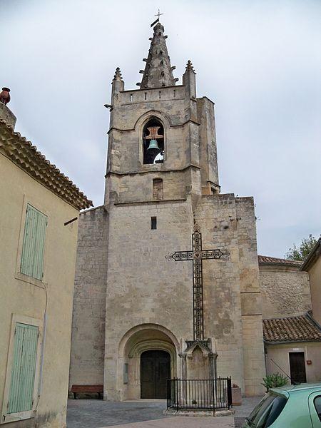 Photo du Monument Historique Eglise paroissiale Saint-Pierre-aux-Liens situé à Lapalud