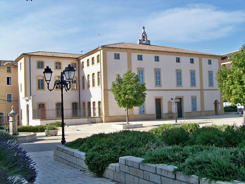 Photo du Monument Historique Centre hospitalier situé à Orange