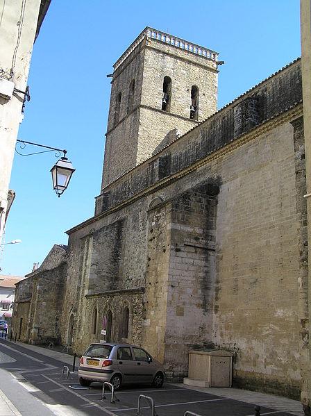 Photo du Monument Historique Eglise Notre-Dame-de-Nazareth (ancienne cathédrale) situé à Orange
