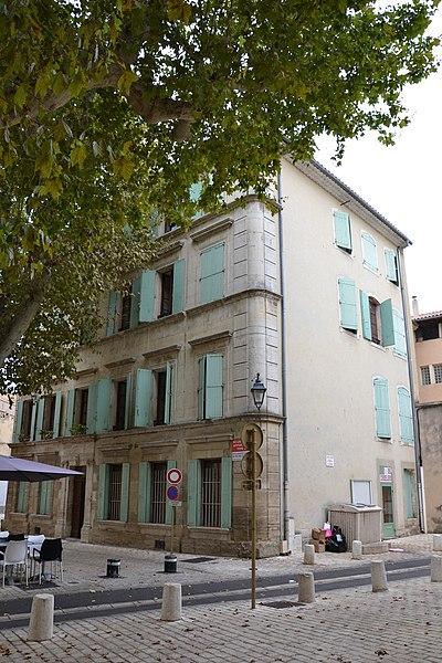 Photo du Monument Historique Hôtel de Jonc situé à Orange