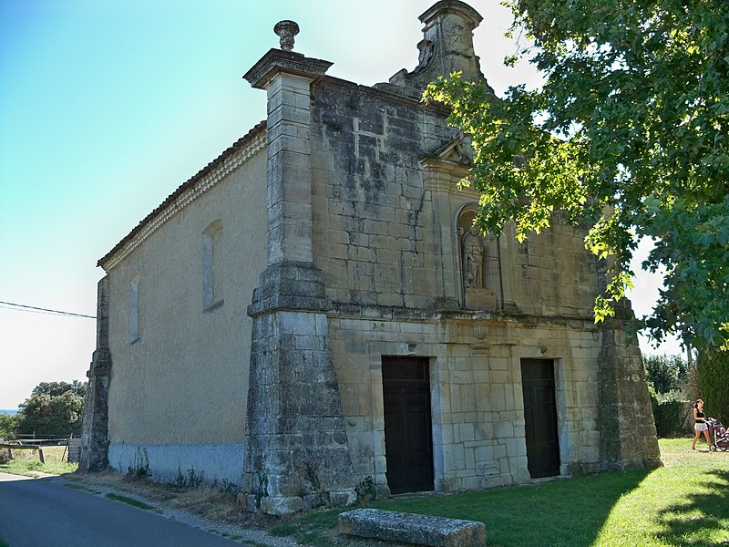 Photo du Monument Historique Chapelle Saint-Roch situé à Pernes-les-Fontaines