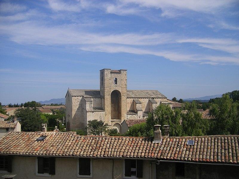 Photo du Monument Historique Eglise Notre-Dame-de-Nazareth situé à Pernes-les-Fontaines