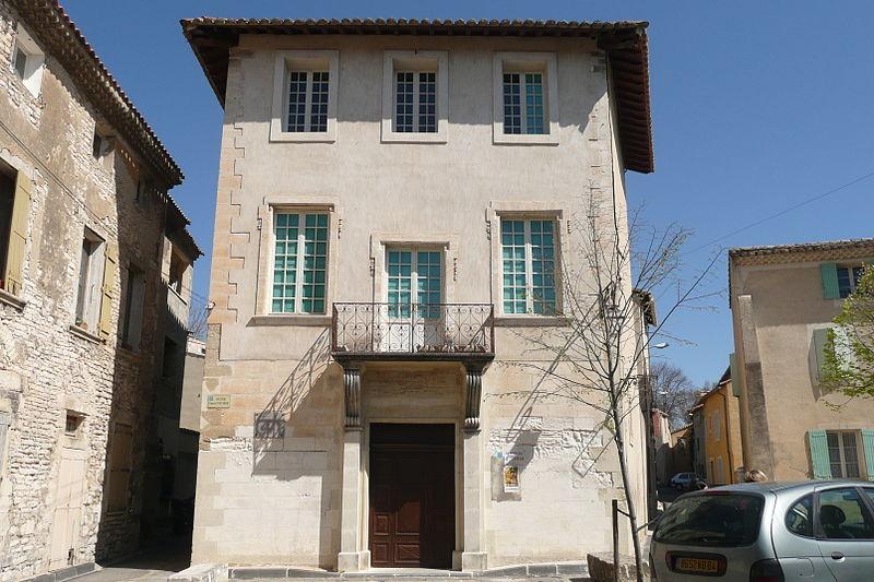 Photo du Monument Historique Maison natale d'Esprit Fléchier situé à Pernes-les-Fontaines