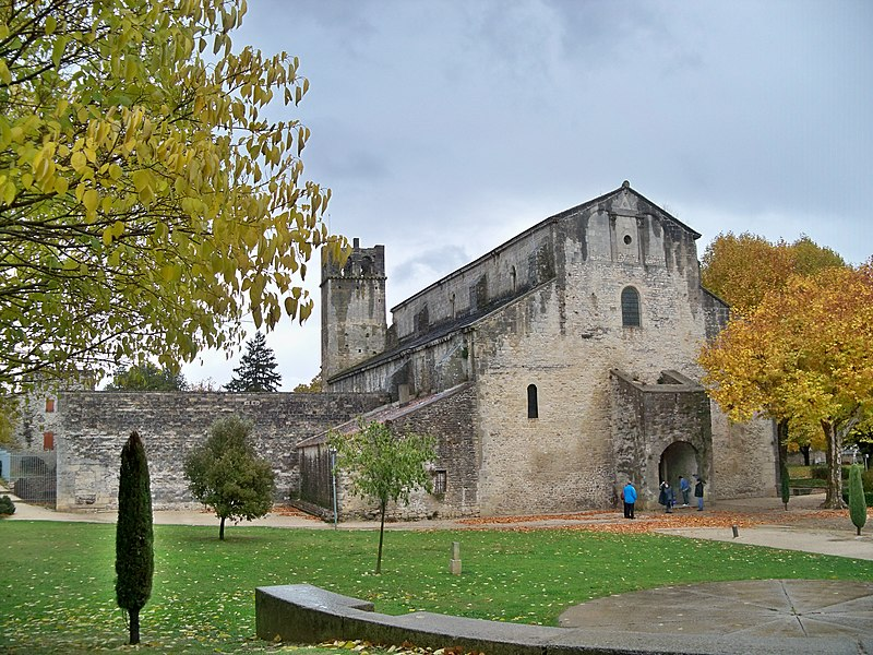 Photo du Monument Historique Ancienne cathédrale et cloître situé à Vaison-la-Romaine