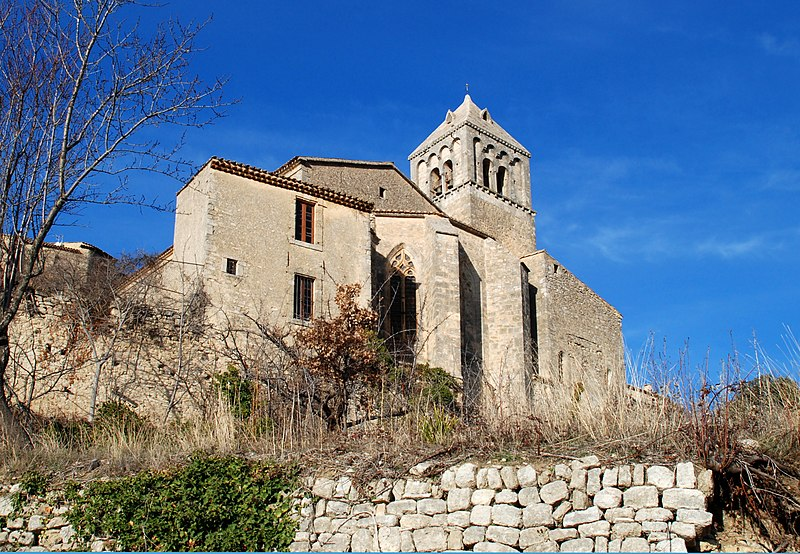 Photo du Monument Historique Eglise situé à Viens