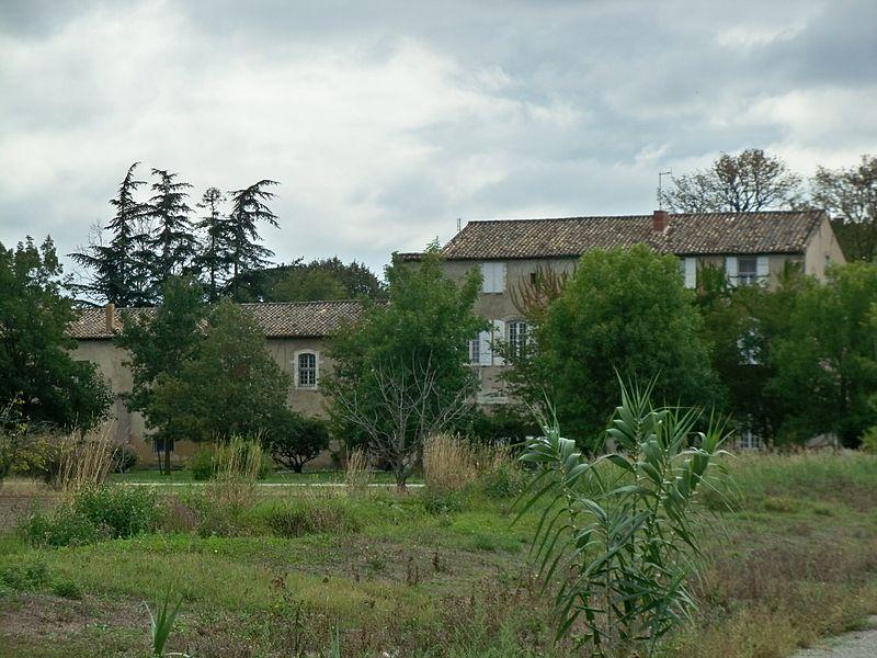 Photo du Monument Historique Domaine de la Durette, à Montfavet situé à Avignon