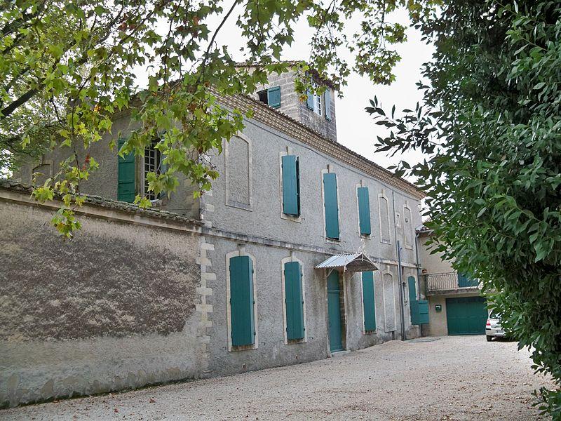 Photo du Monument Historique Domaine de la Grande Castelette, à Montfavet situé à Avignon