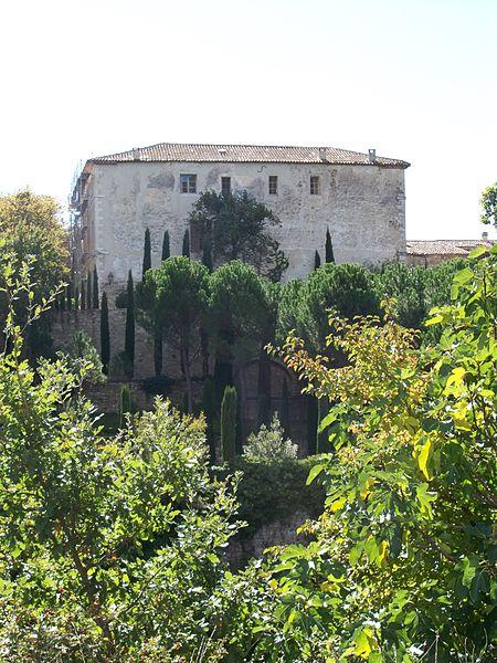 Photo du Monument Historique Château situé à Gignac