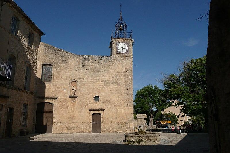 Photo du Monument Historique Eglise paroissiale Notre-Dame de Beauvoir situé à Grambois