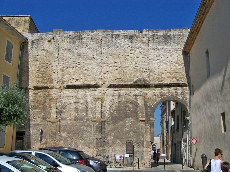 Photo du Monument Historique Ilot Pontillac situé à Orange