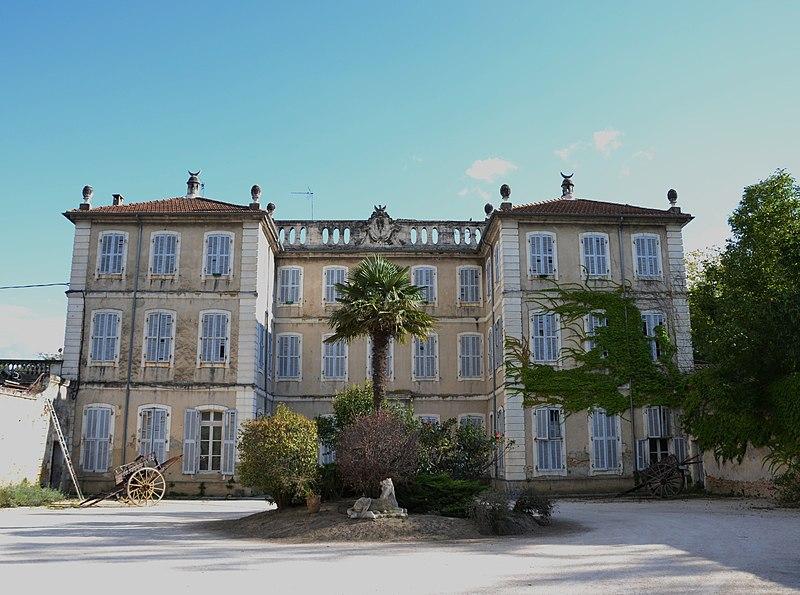 Château de Crochans