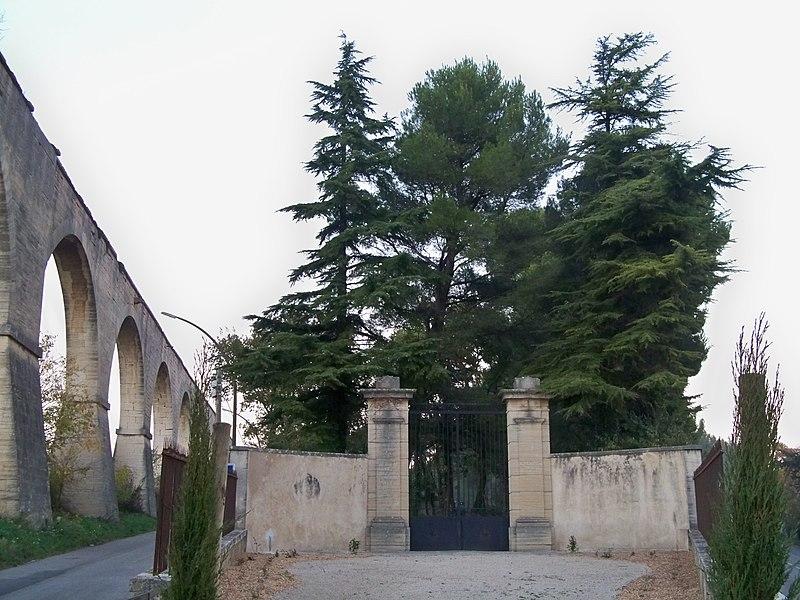 Photo du Monument Historique Cimetière israélite dit aussi cimetière juif situé à Carpentras