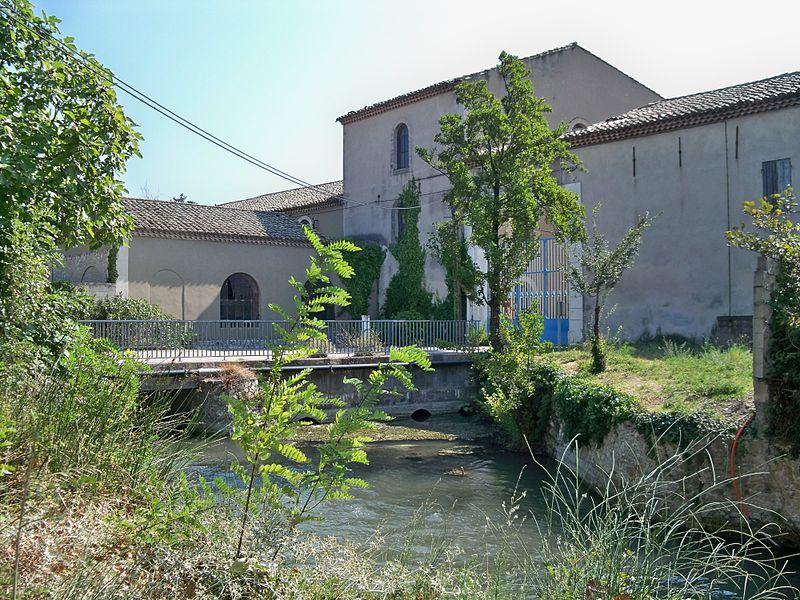 Photo du Monument Historique Usine de Beauport, ancienne fabrique de poudre de garance situé à Vedène