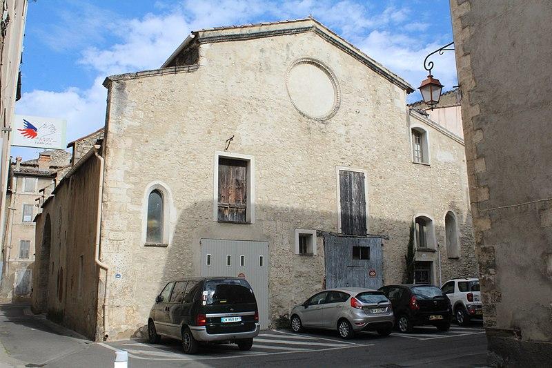 Photo du Monument Historique Ancien couvent des Carmes situé à Apt