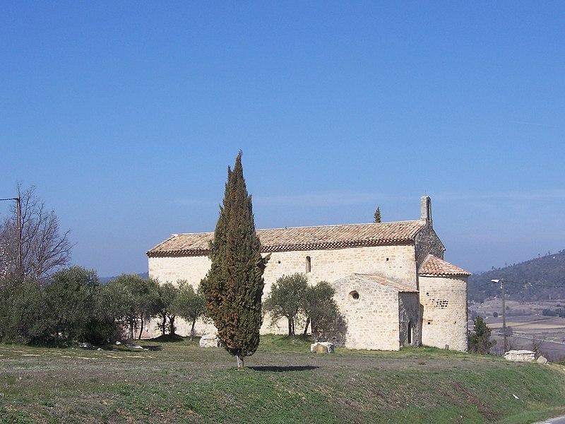 Photo du Monument Historique Chapelle Notre-Dame de Beauvoir situé à Beaumont-de-Pertuis