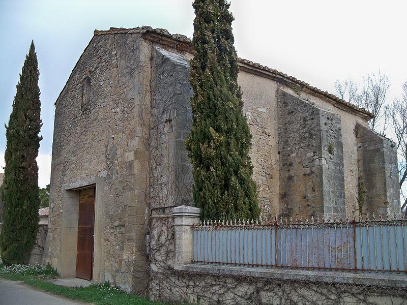 Photo du Monument Historique Chapelle Saint-Andéol situé à Isle-sur-la-Sorgue(L')