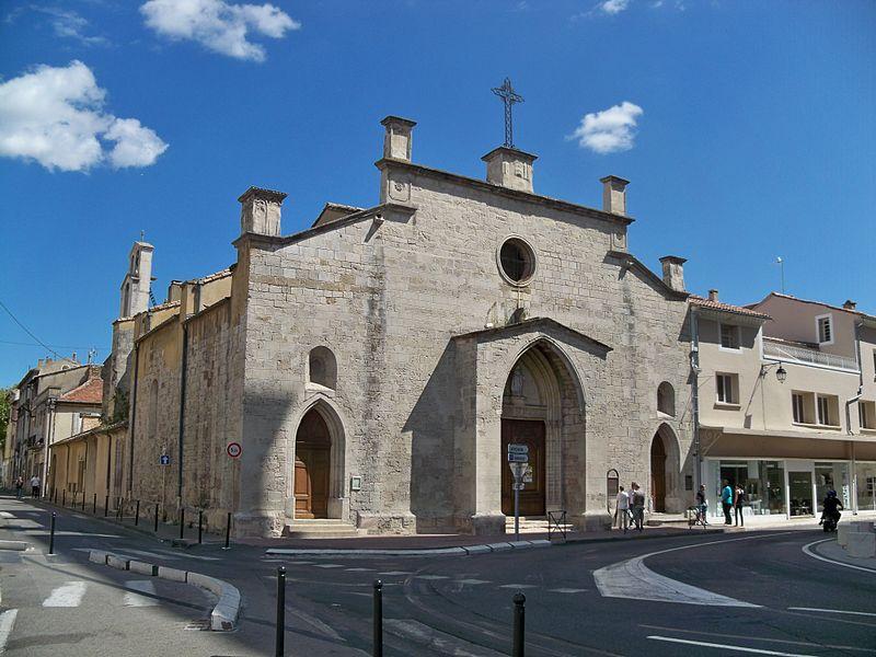 Photo du Monument Historique Église Saint-Florent (ancien couvent des Cordeliers) situé à Orange