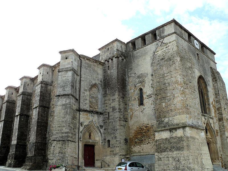 Photo du Monument Historique Eglise Saint-Pierre situé à Cheffois