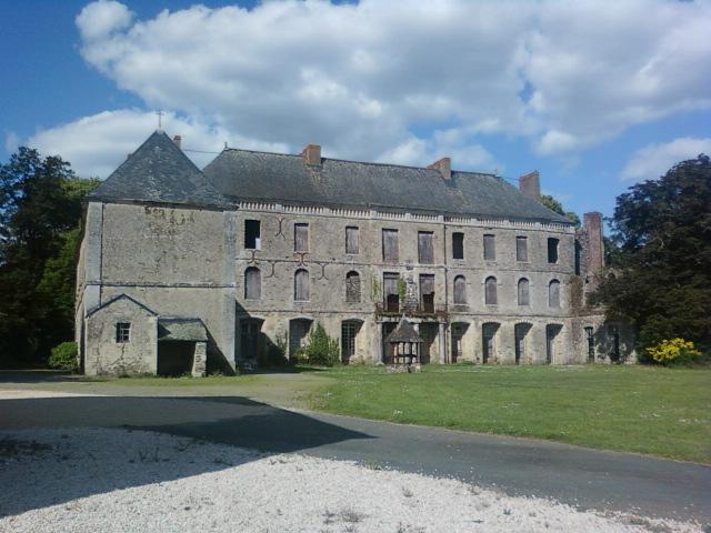 Photo du Monument Historique Château du Parc Soubise situé à Mouchamps