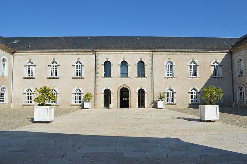 Photo du Monument Historique Hôpital situé à La Roche-sur-Yon