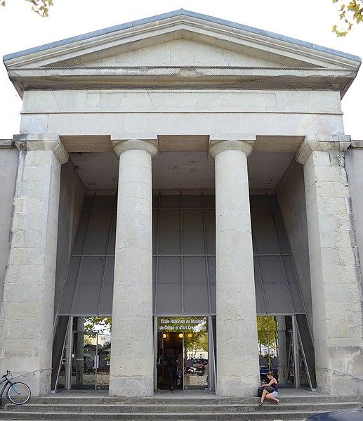 Photo du Monument Historique Palais de Justice situé à La Roche-sur-Yon