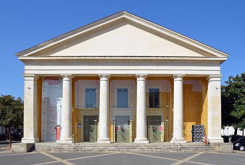 Photo du Monument Historique Théâtre situé à La Roche-sur-Yon