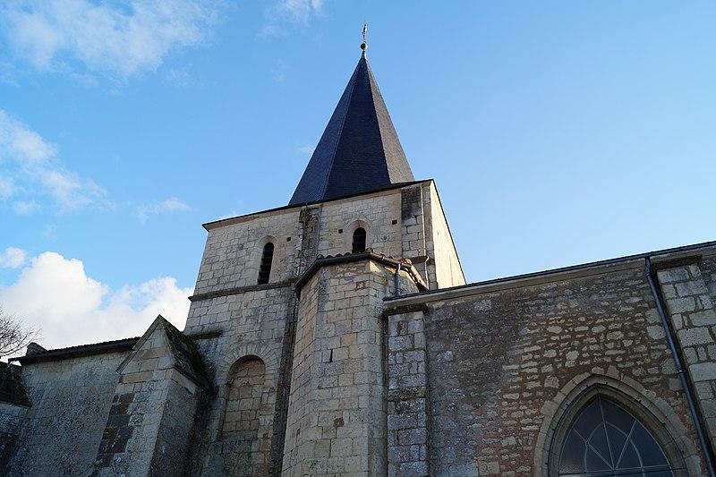 Photo du Monument Historique Eglise situé à Saint-Etienne-de-Brillouet