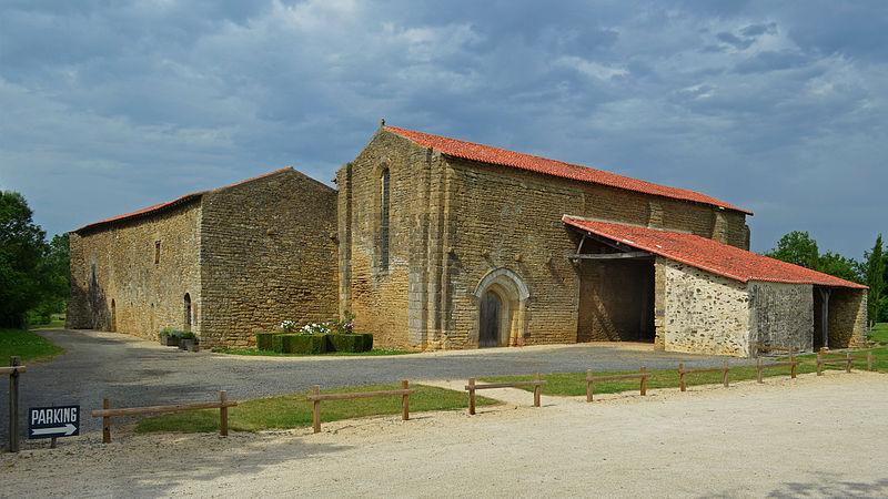 Photo du Monument Historique Ancienne celle grandmontaine de Chassay-Grammont, actuellement dénommée prieuré de Chassay-Grammont situé à Saint-Prouant
