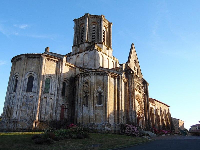 Photo du Monument Historique Eglise situé à Vouvant
