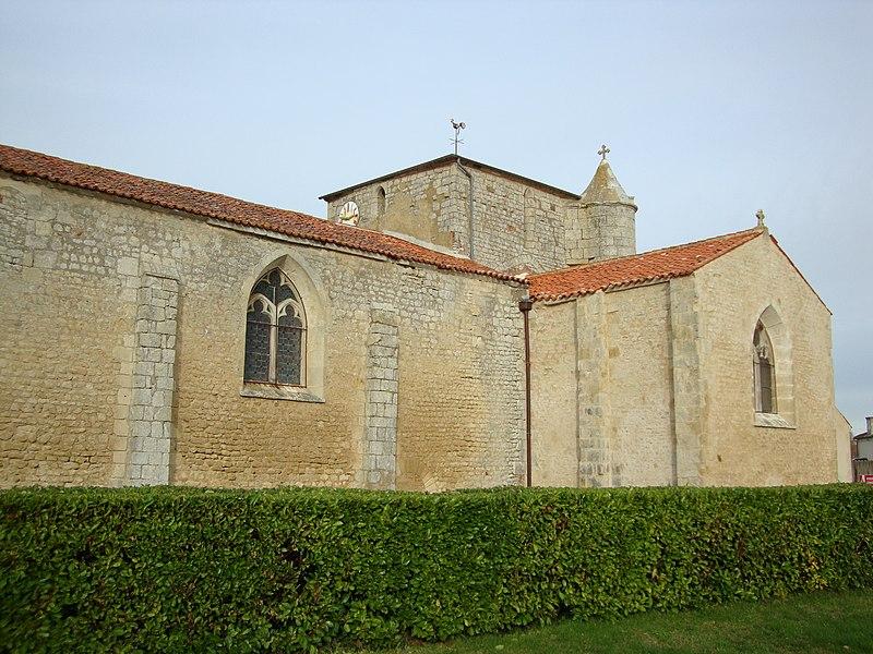 Photo du Monument Historique Eglise situé à Petosse