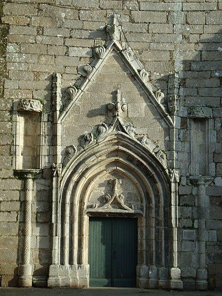 Photo du Monument Historique Eglise situé à Montournais