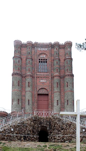 Photo du Monument Historique Sanctuaire de la Salette situé à La Rabatelière